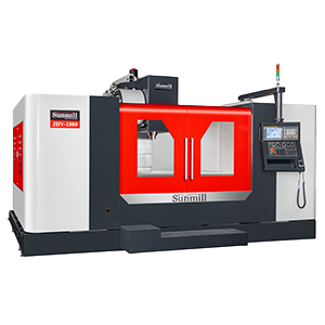 JHV-1800 • JHV-2000 Vertical CNC Machine