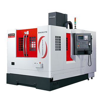 JHV-550APC • JHV-550 CNC Vertical Machining Center