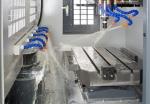 Coolant Flush Device for APC Shield