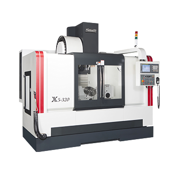 5 Axis Machining Centers
