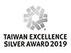 2019 TAIWAN EXCELLENCE SILVER AWARD