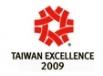2009-05-02 榮獲 2009 台灣精品獎項