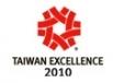 2010-07-02 榮獲 2010 台灣精品獎項