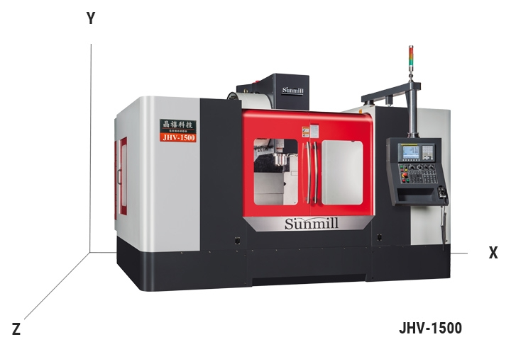 JHV-1300 • JHV-1500 • JHV-1600