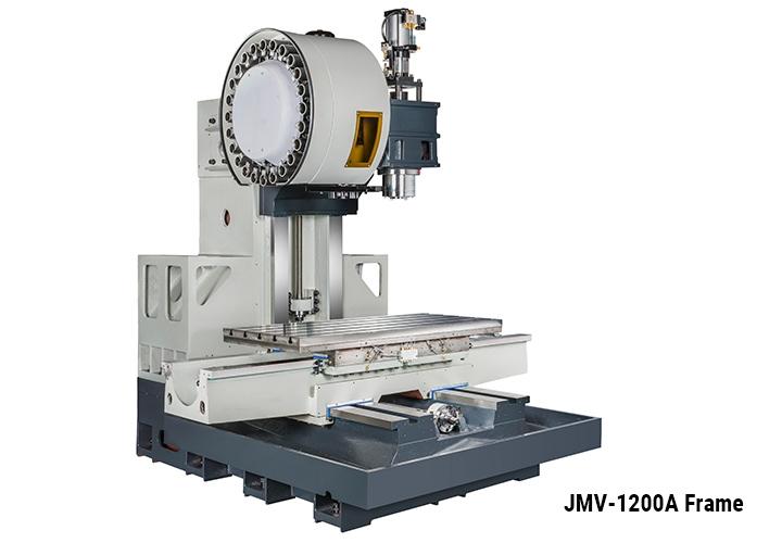 JMV-1200A Frame Structure