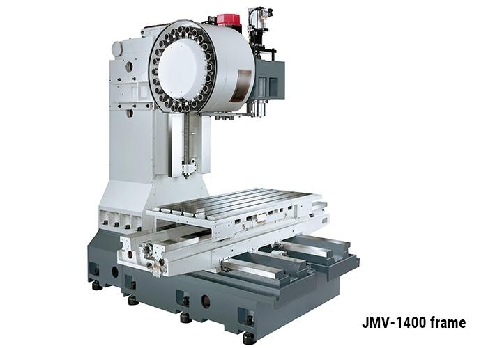 JMV-1400 Frame Structure