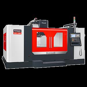 JHV-1800 • JHV-2000 Vertical CNC Machine