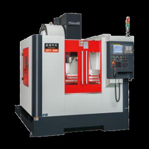 JHV-710 • JHV-800 Vertical CNC Machine